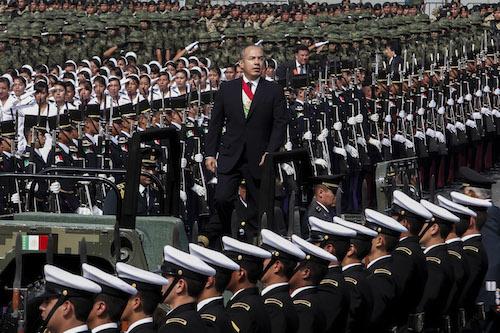 Calderón me confesó en 2011 que nunca iba a ganar la guerra, dice ex Viceprimer Ministro británico