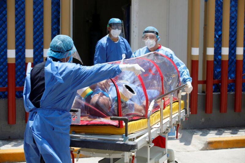 México llega a 71 mil 978 muertes por COVID-19; reporta 680 mil 931 casos confirmados acumulados