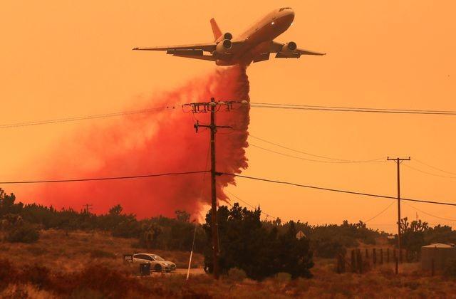 Incendios han consumido 1.3 millones de hectáreas en California. Hay 26 fuera de control