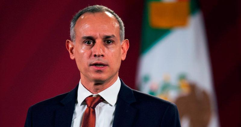 El descenso de la epidemia de coronavirus se ha estancado en México, alerta López-Gatell