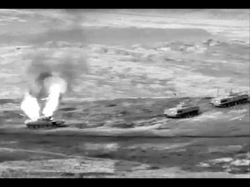 Video: Se cierne una guerra devastadora entre Armenia y Azerbaiyán