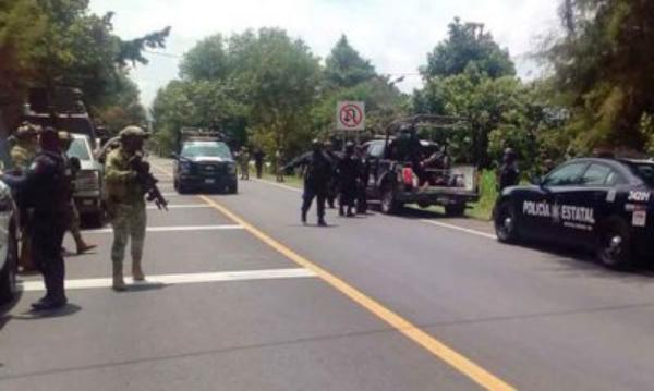 Video: Paramilitares emboscan una marcha en Tila;, Chiapas; tres muertos