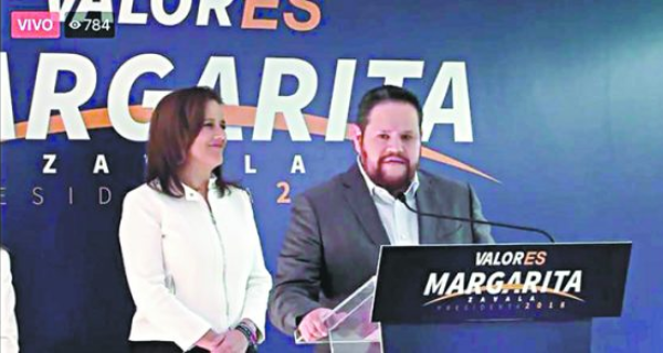 Renuncian 6 subdirectores de Conagua, tras anuncio de limpia de AMLO. Uno de ellos fue jefe de finanzas de la campaña presidencial de Margarita Zavala