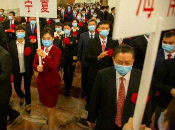Proclama China que venció a la pandemia