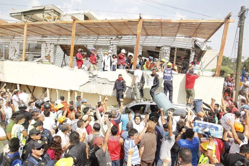 Fiscalía pide 57 años de cárcel a dueña del colegio Rebsamen, cuyo desplome en sismo originó la muerte de 26 personas