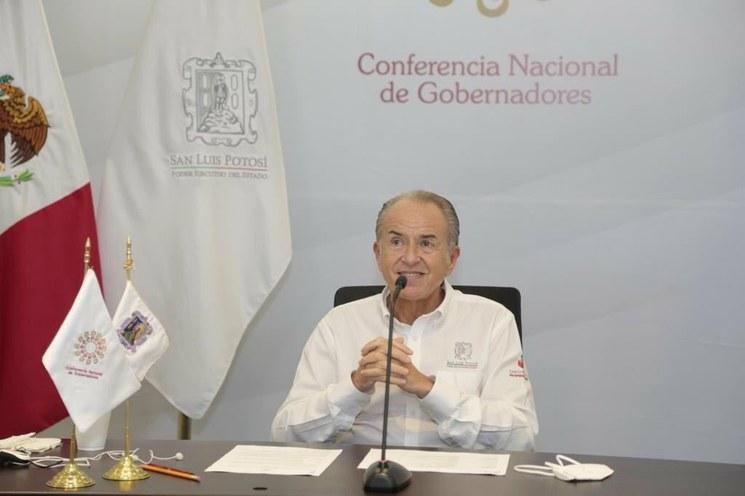 Conago deja abierta la puerta ya que tras las elecciones pudieran retornar los nuevos mandatarios de las entidades que dejaron el bloque, dice su presidente