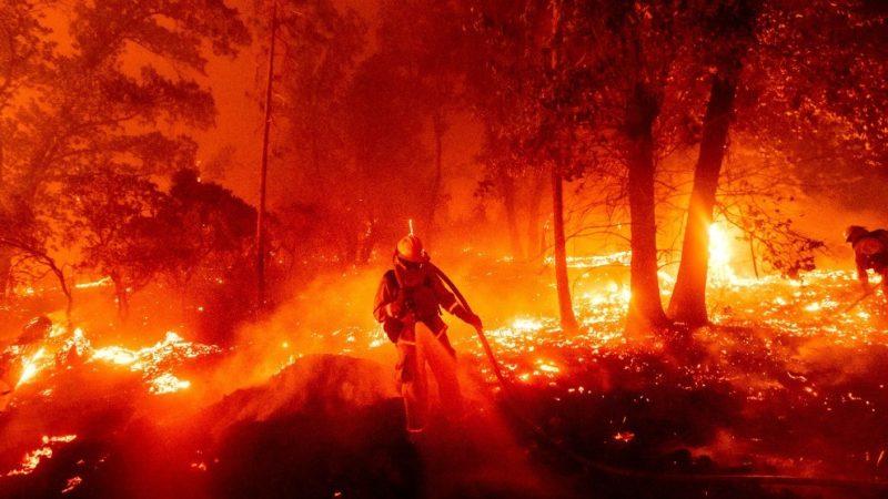 California en emergencia: Incendios en el estado no dan tregua en medio de una intensa y sofocante ola de calor