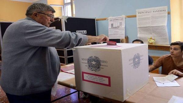 18 millones de italianos irán este domingo a las urnas, a pesar de la pandemia