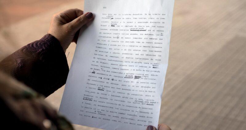 Manuscrito de una novela inconclusa de Mario Benedetti es hallado en el centenario de su nacimiento