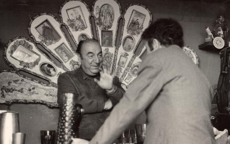 Videos: La huella de Neruda
