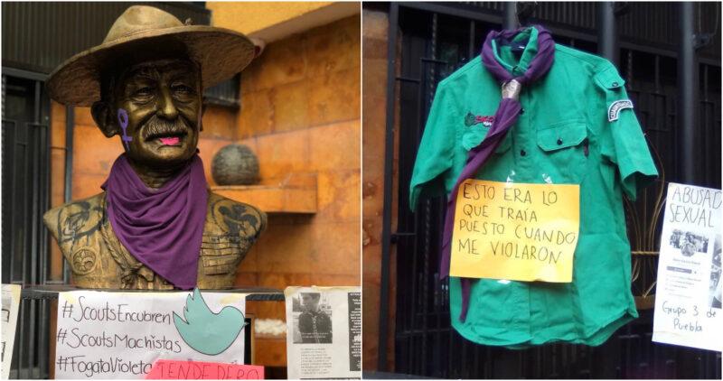 Colectiva denuncia violaciones, golpes y acoso a niñas y adolescentes en grupos scouts de México