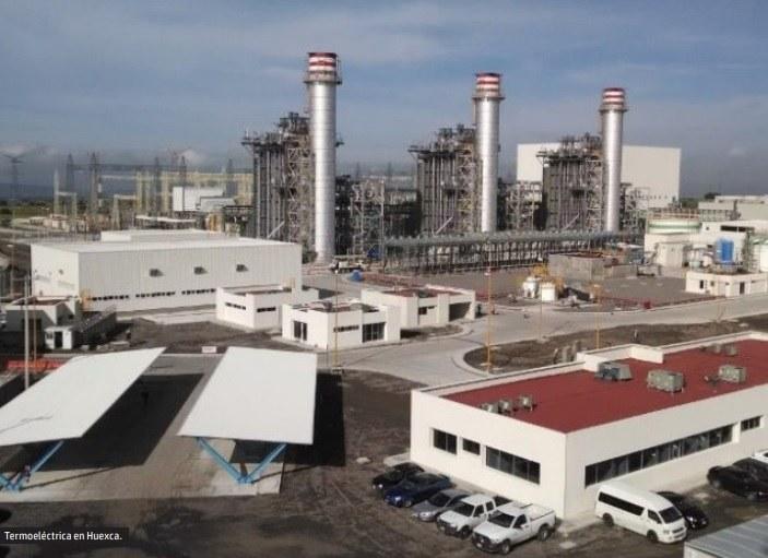 Vía libre legal a la termoeléctrica de Huexca, Morelos; su construcción se inició en el 2012 y  este año inician trabajos para terminarla, anuncia AMLO