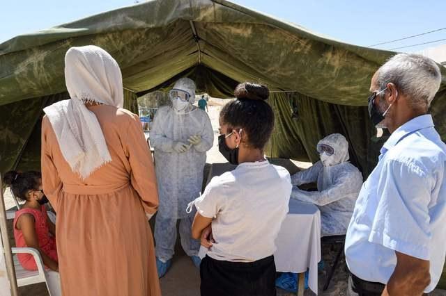 Más de 860 mil muertos por coronavirus en el mundo