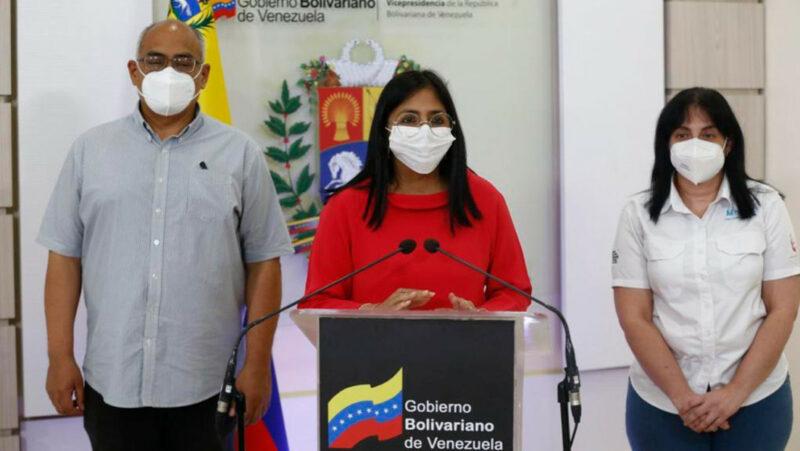 """Venezuela formaliza ante la OMS su hallazgo de la molécula que """"inhibe al 100%"""" la COVID-19 para su certificación y registro"""