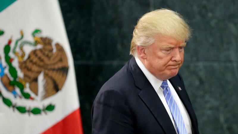 Inusual: Trump accede a una entrevista con un medio mexicano. Ahora no arremete contra los mexicanos, sino que elogia a AMLO y expresa respeto al país