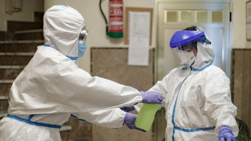 El mapa mundial del coronavirus: más de 39,5 millones de casos y más de 1,1 millones de muertos en todo el mundo