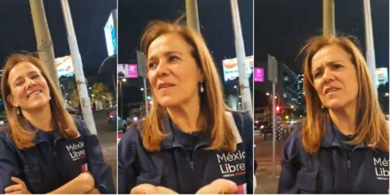 """Videos: Margarita Zavala: TEPJF, SCJN, INE y Congreso se dejan avasallar por """"cobardía, negligencia o conveniencia"""""""