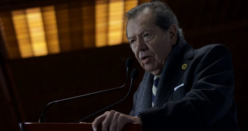 Si López Obrador quiere partido, que me apoye: Porfirio; hay poco Morena y mucho movimiento, dice