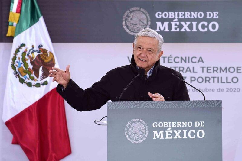 Eje de la política energética, el rescate del papel central de Pemex y la Comisión Federal de Electricidad, responde AMLO a legisladores de EU