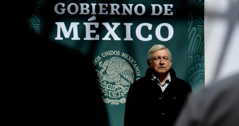 """Video: """"Seré breve porque hay mucha pasión"""", dice AMLO en Tamaulipas. Su acto dura apenas 3:51 minutos"""