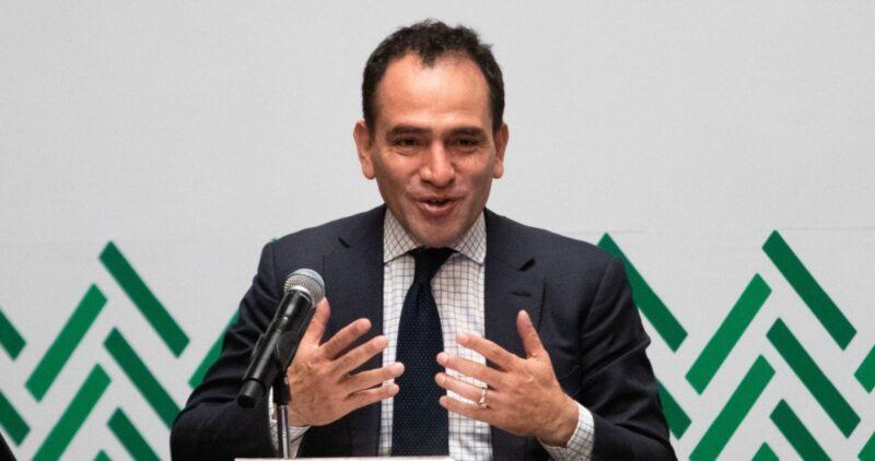El Banco Mundial y el Fondo Monetario Internacional eligen al Secretario de Hacienda, Arturo Herrera, como presidente de la Junta de Gobernadores en 2021