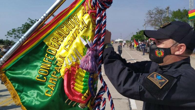 Videos: Gobierno de facto de Bolivia rinde homenaje a militares que mataron al Che Guevara