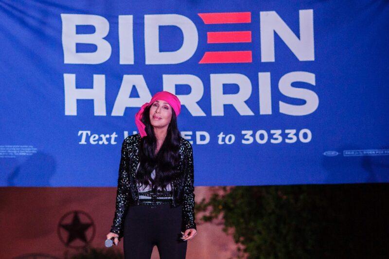 Figuras de Hollywood apoyan a Biden con recaudaciones récord de fondos