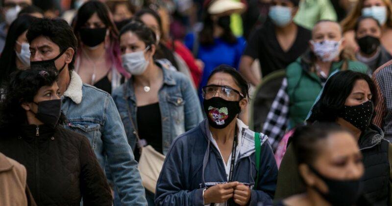 México rebasa las 86 mil muertes por COVID-19: Salud; en 9 estados sube contagio, entre ellos CdMx