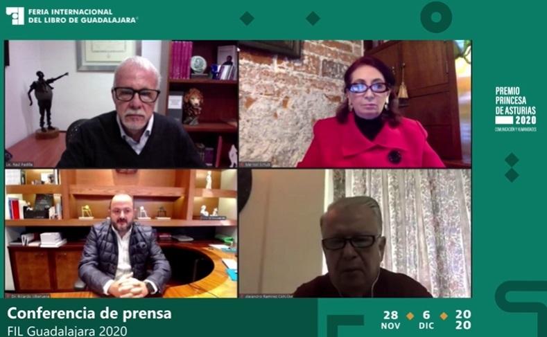 La FIL Guadalajara será virtual, confirman