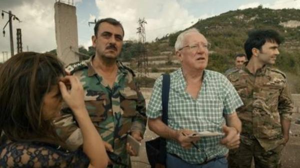 Video: Al cine, vida y obra de Robert Fisk, desde hace 25 años en labor periodística en el neurálgico Medio Oriente