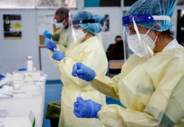 Video: El 10% de la población mundial ya se infectó de coronavirus, estima la OMS