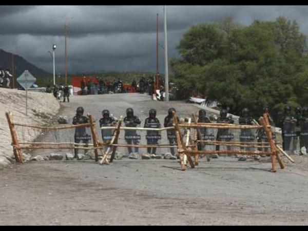 """Estados Unidos pide a Mexico que """"cumpla las obligaciones relativas"""" al Tratado Internacional de Aguas de 1944. El 24 de octubre, fecha límite"""