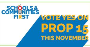 Los Angeles Times apoya la Proposición 15 que transferiría 11 mil 500 millones de dólares anuales de empresas a gobiernos locales y escuelas