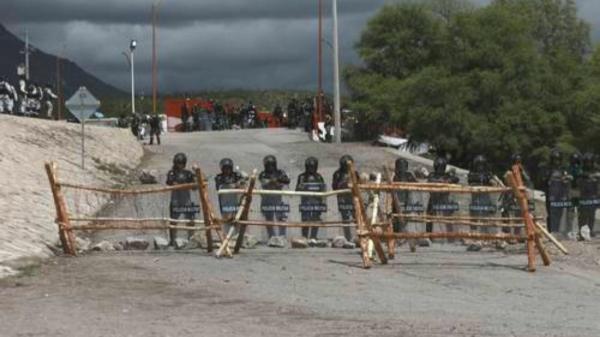 """Detenidos, seis miembros de la Guardia Nacional por un ataque en el que murió una mujer, en Delicias, Chihuahua. AMLO: """"No habrá impunidad"""""""