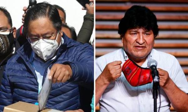 El socialista Luis Arce gana la presidencia de Bolivia
