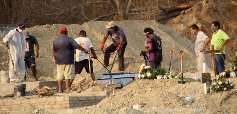 Del sábado a lunes, luto nacional por fallecidos por Covid-19, decretará AMLO