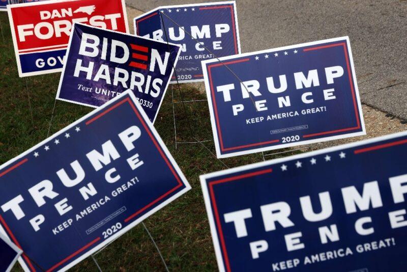 Trump, por descalificar resultados de la elección y deslegitimarla