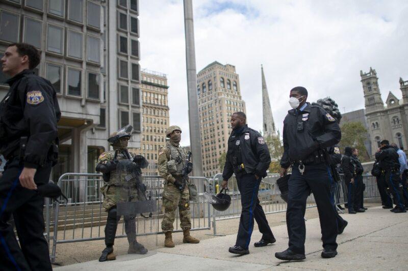 Imponen nuevo toque de queda en Filadelfia por disturbios