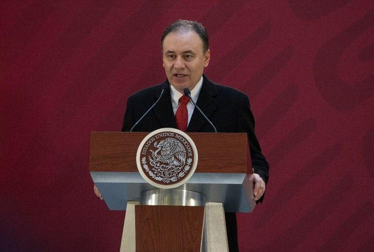 Informa Durazo al Senado su renuncia a la Secretaría de Seguridad y Protección Ciudadana