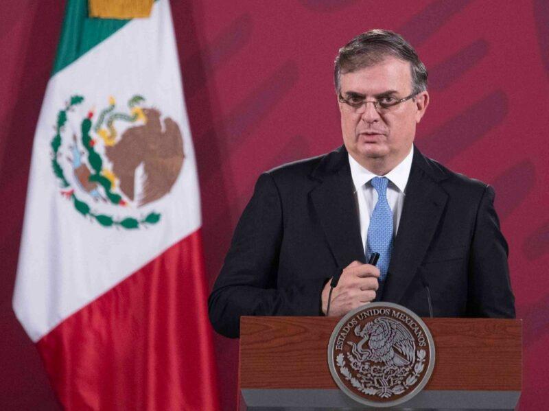 Gobierno mexicano expresó su descontento a EU por no haberlo informado sobre la investigación del general Salvador Cienfuegos: Ebrard