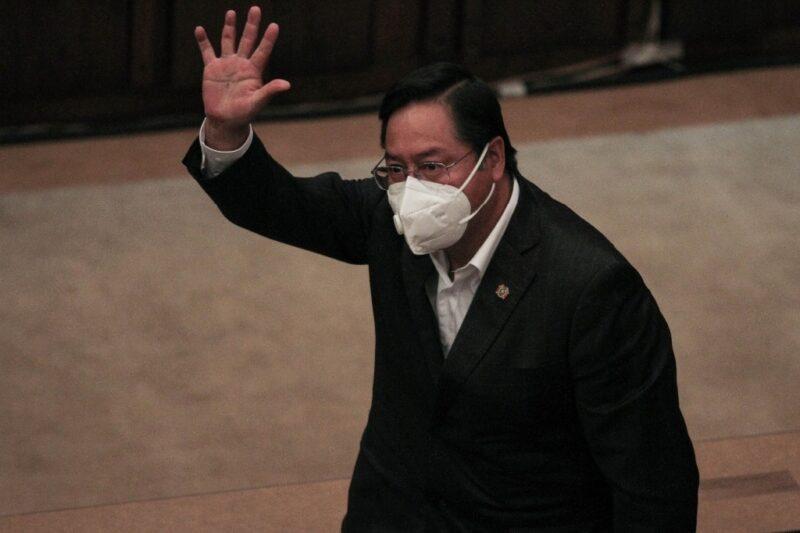 Discrepancia por invitaciones a toma de poder de Luis Arce en Bolivia. Añez quiere a Guaidó y el mandatario electo a Evo y Maduro