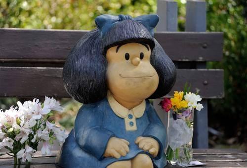 Video: 'Mafalda', la niña que criticó a la sociedad