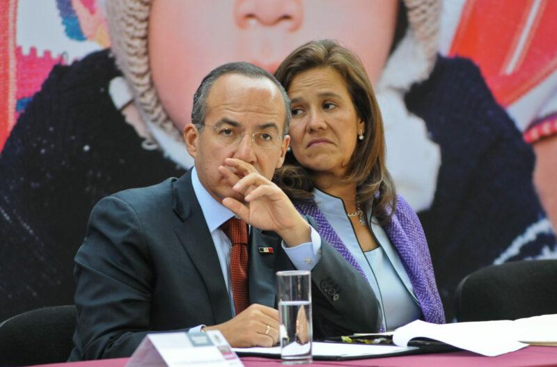 El Tribunal Electoral niega registro como partido político a México Libre de Calderón y Zavala por financiamiento opaco, por hacer trampa