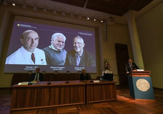 Video: Nobel de Medicina al hallazgo del virus de la hepatitis C