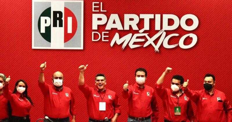 """Video: PRI presume victoria en Coahuila e Hidalgo: """"estamos de vuelta""""; Morena acusa compra de votos"""