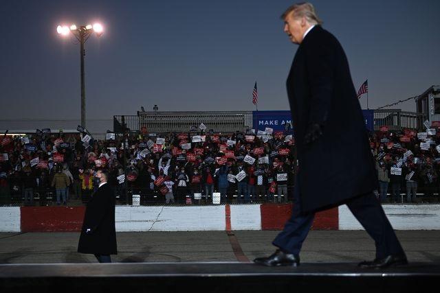 Todo indica la derrota de Trump; pese a ello priva la incertidumbre