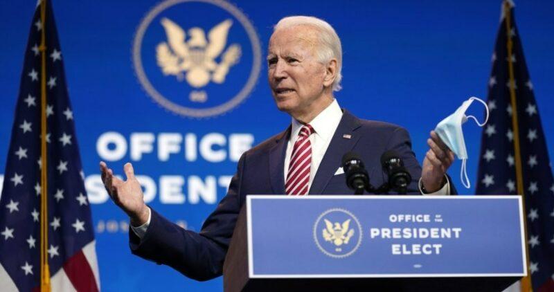 El Financiero: 25% desaprueba que AMLO todavía no felicite a Biden. Y los que aprueban, 57%