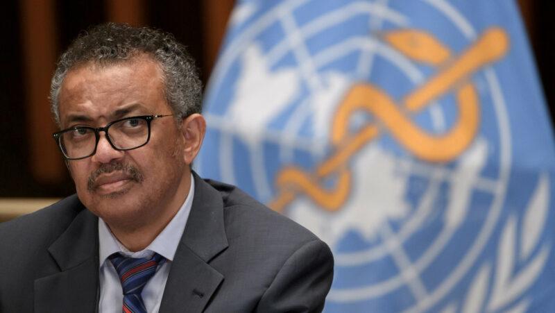 El director de la OMS se pone en cuarentena tras entrar en contacto con una persona con coronavirus