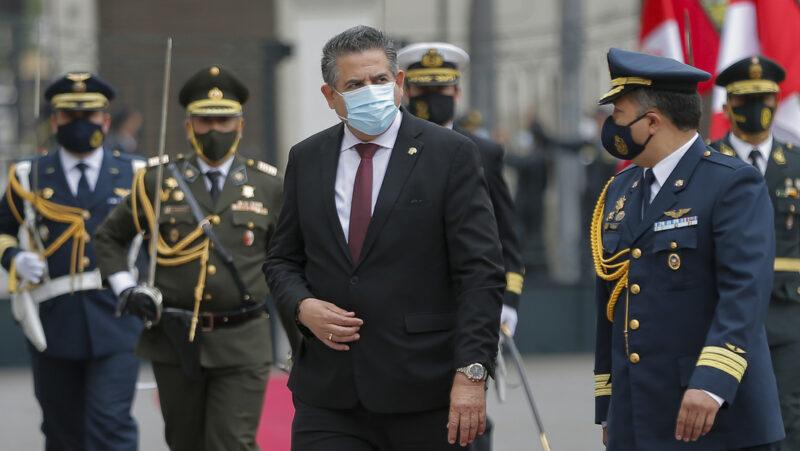 Manuel Merino, el nuevo presidente de Perú tras la destitución de Martín Vizcarra