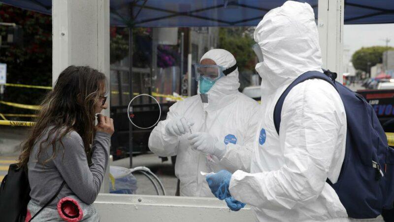 Sin precedente, en un día: 20 muertes y 3,780 nuevos casos de COVID-19 en Los Angeles